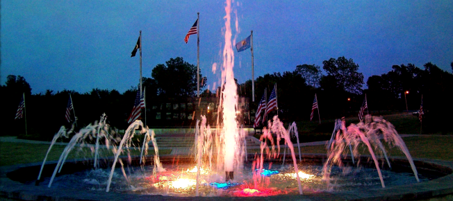 Womens War Memorial Fountain Feature Image